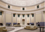 MIT Building 10, Great Dome, Cambridge, MA – Interior Lighting Restoration