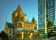 Trinity Church, Boston, MA – Historic Restoration