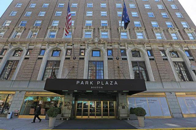 Park Plaza Hotel Rooms Renovation