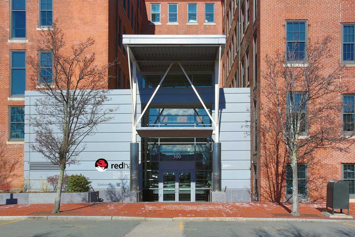 Red Hat – 300 A St, Boston MA