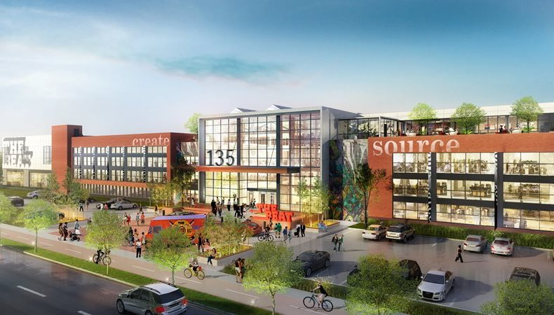 J&M Brown Underway with Electrical Construction of The BEAT (former Boston Globe Headquarters) in Dorchester